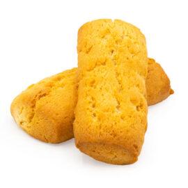 Biscotti senza latte e uova artigianali