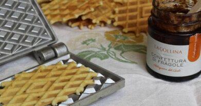 Ferratelle abruzzesi ripiene: video ricetta per farcire un dolce tipico (anche integrale e con farina solina)