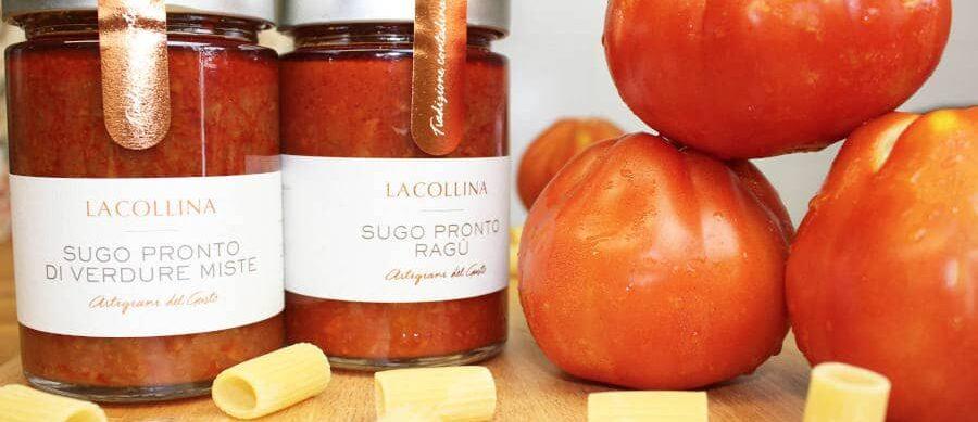 Ecco come preparare un buon sugo fresco e veloce con le conserve di pomodoro artigianali